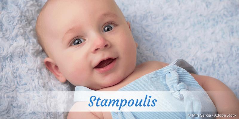 Name Stampoulis als Bild