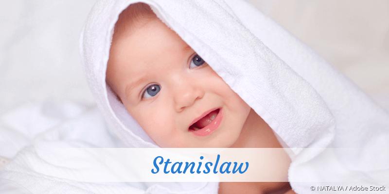 Name Stanislaw als Bild