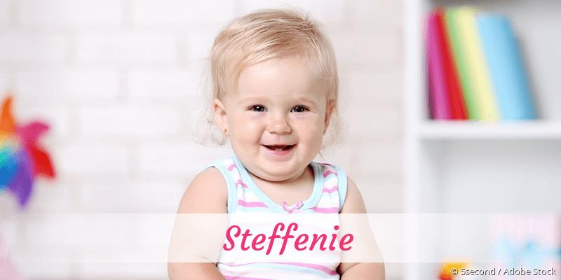 Name Steffenie als Bild