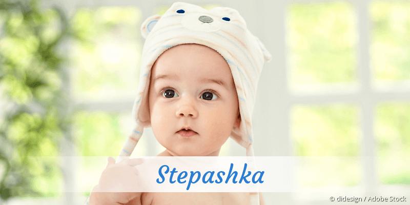 Name Stepashka als Bild