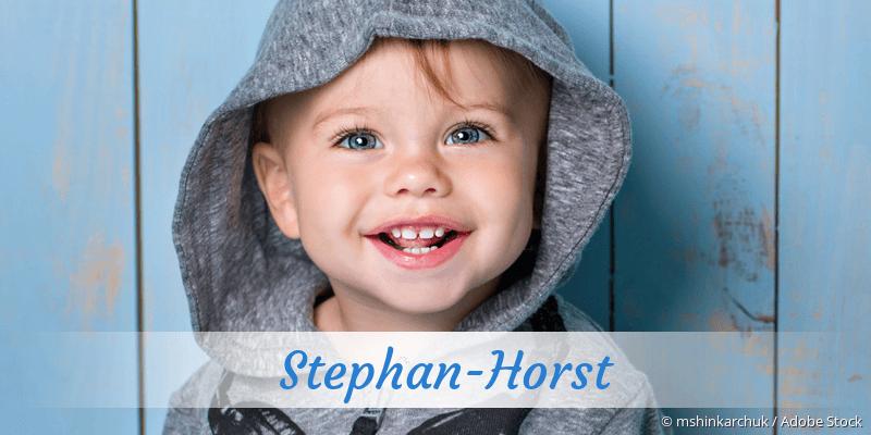 Name Stephan-Horst als Bild