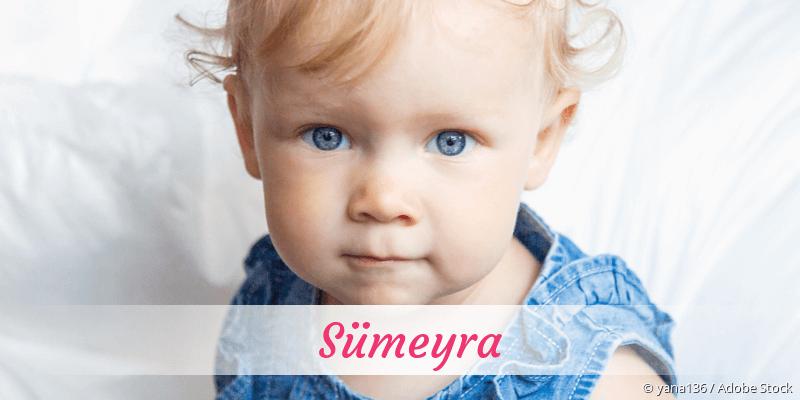 Name Sümeyra als Bild
