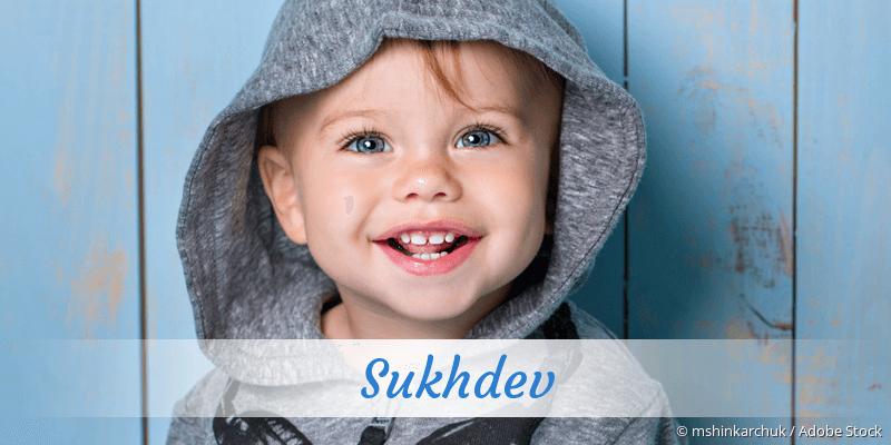 Name Sukhdev als Bild