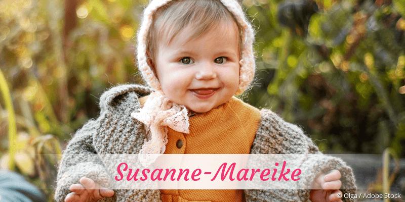 Name Susanne-Mareike als Bild