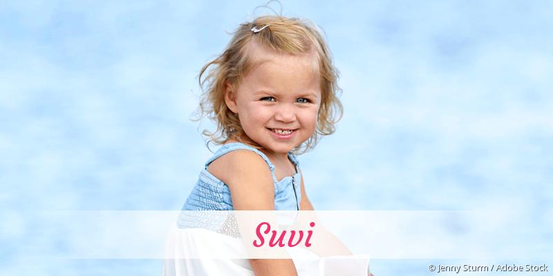 Name Suvi als Bild