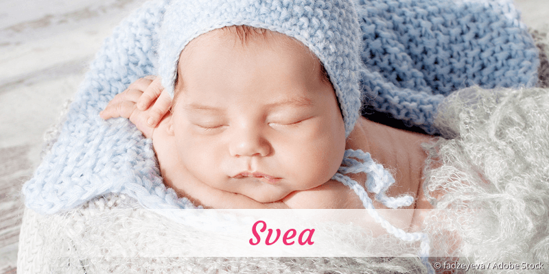 Name Svea als Bild