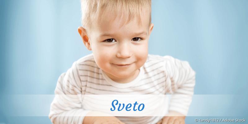 Name Sveto als Bild