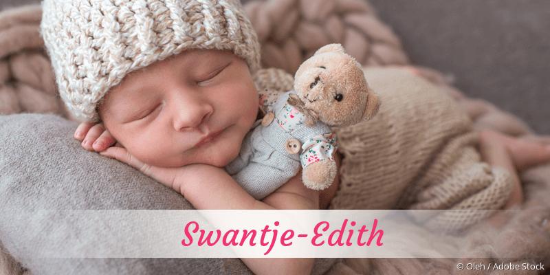 Name Swantje-Edith als Bild