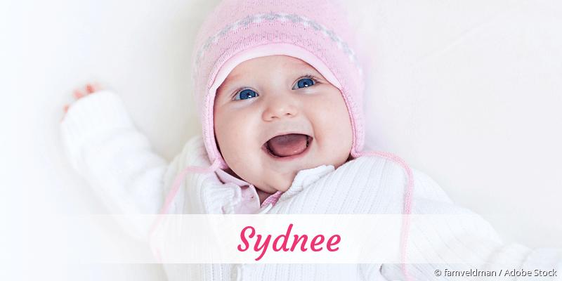Name Sydnee als Bild