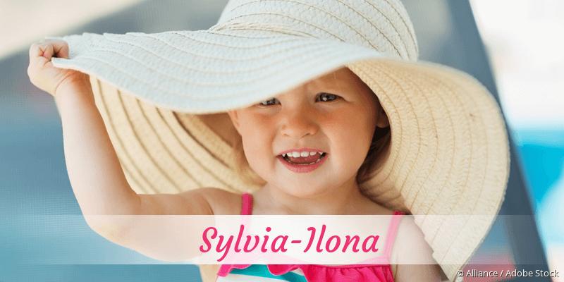 Name Sylvia-Ilona als Bild