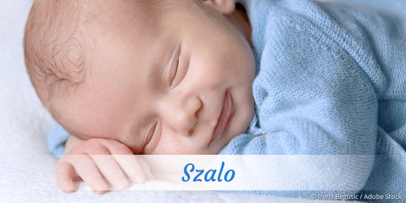 Name Szalo als Bild