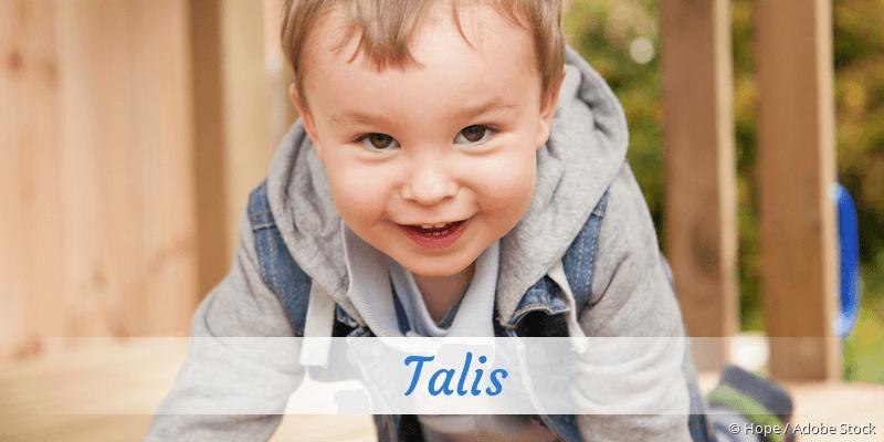 Name Talis als Bild