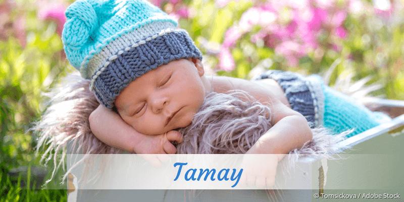 Name Tamay als Bild