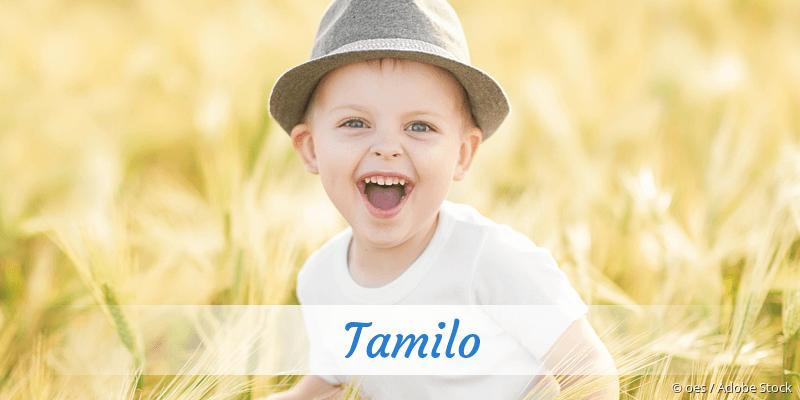 Name Tamilo als Bild