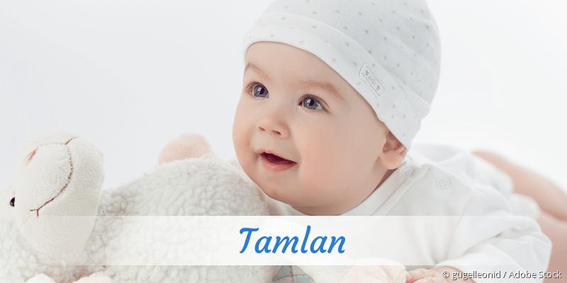Name Tamlan als Bild