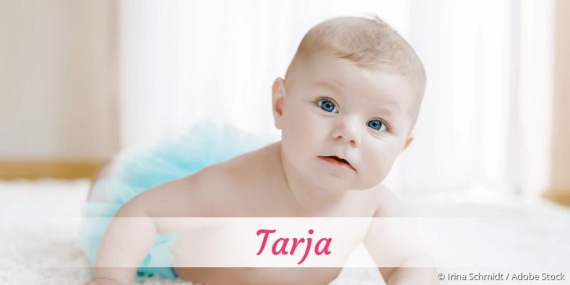 Name Tarja als Bild