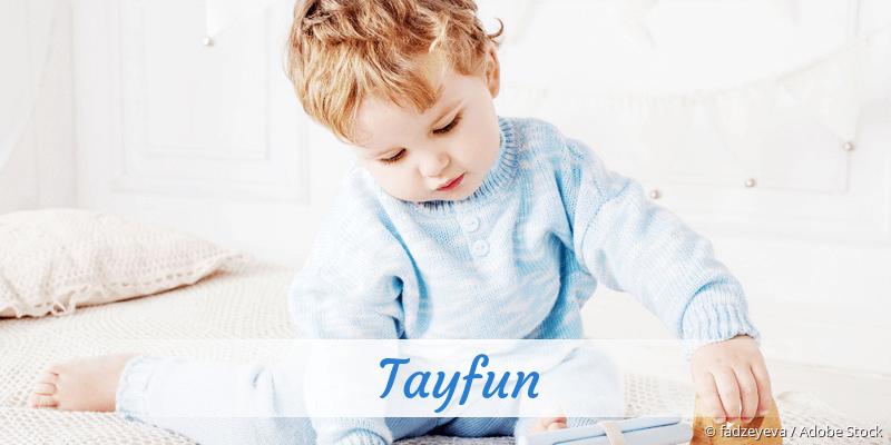 Name Tayfun als Bild