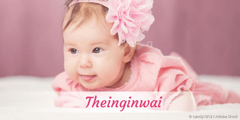 Name Theinginwai als Bild