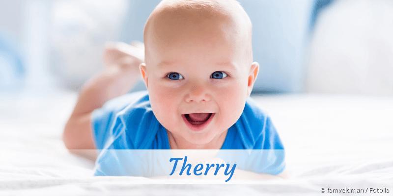 Name Therry als Bild