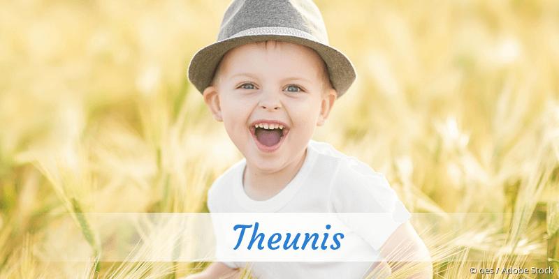 Name Theunis als Bild