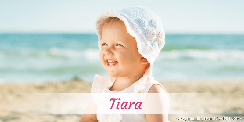 Name Tiara als Bild