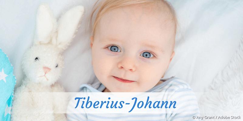 Name Tiberius-Johann als Bild