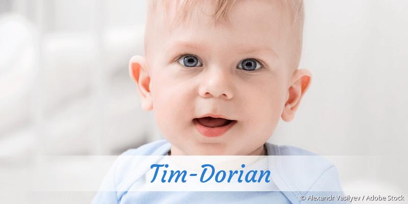 Name Tim-Dorian als Bild