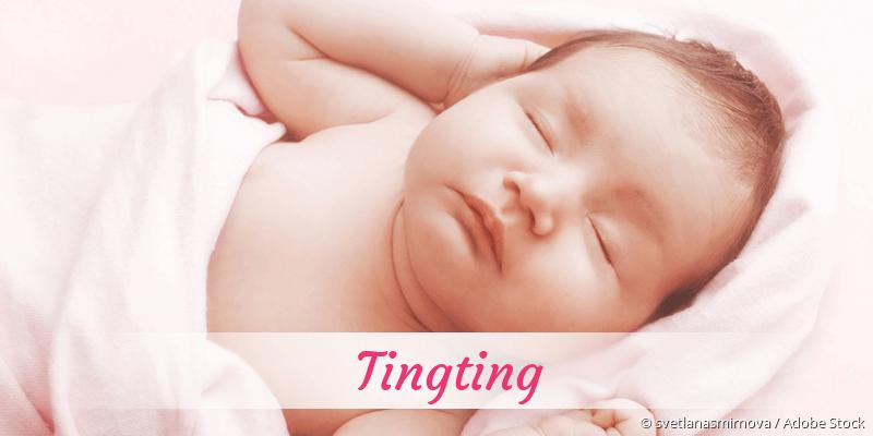 Name Tingting als Bild