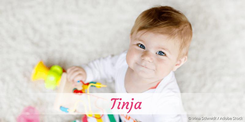 Name Tinja als Bild