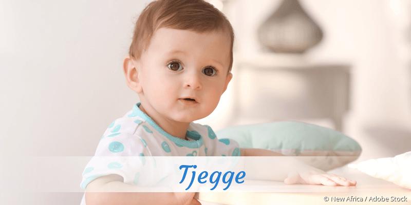 Name Tjegge als Bild
