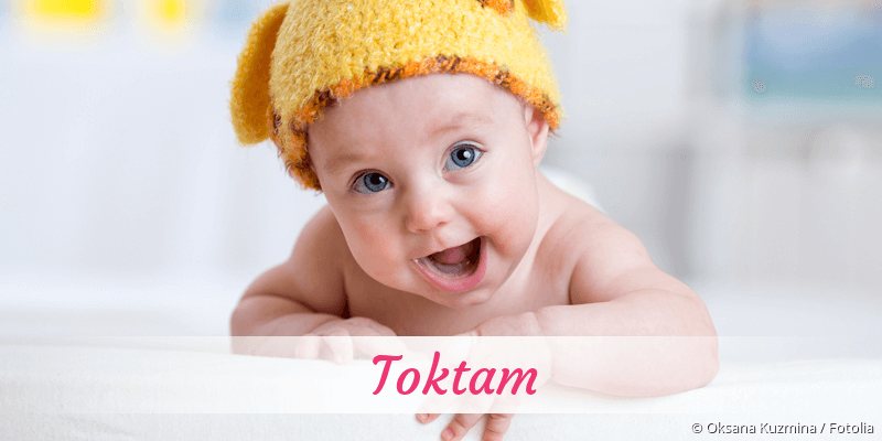 Name Toktam als Bild