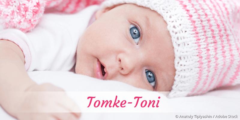 Name Tomke-Toni als Bild