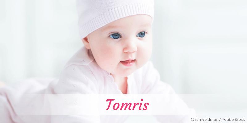 Name Tomris als Bild
