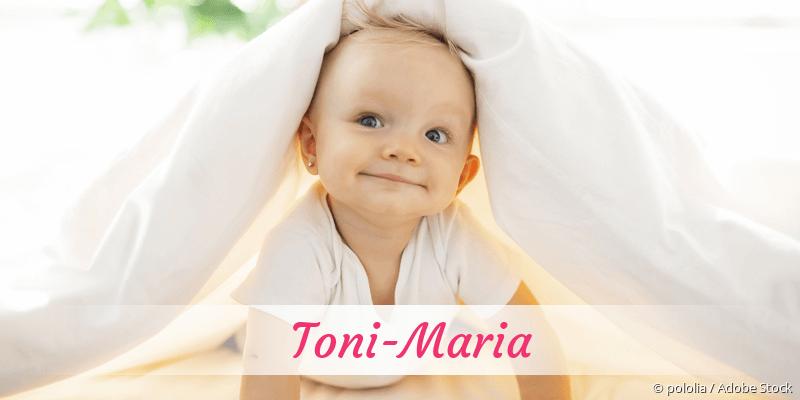 Name Toni-Maria als Bild