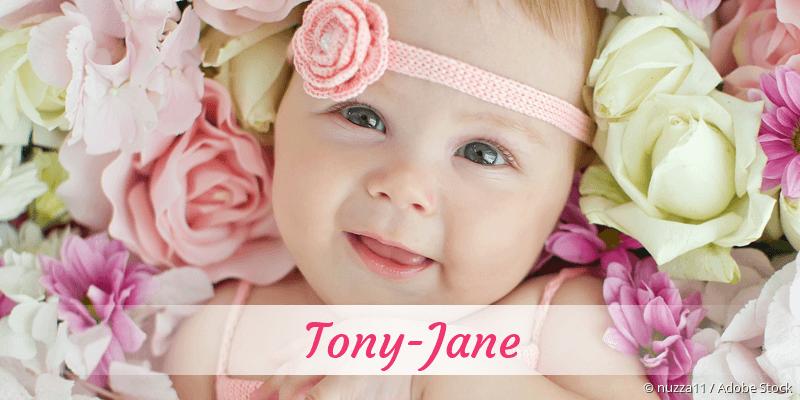 Name Tony-Jane als Bild