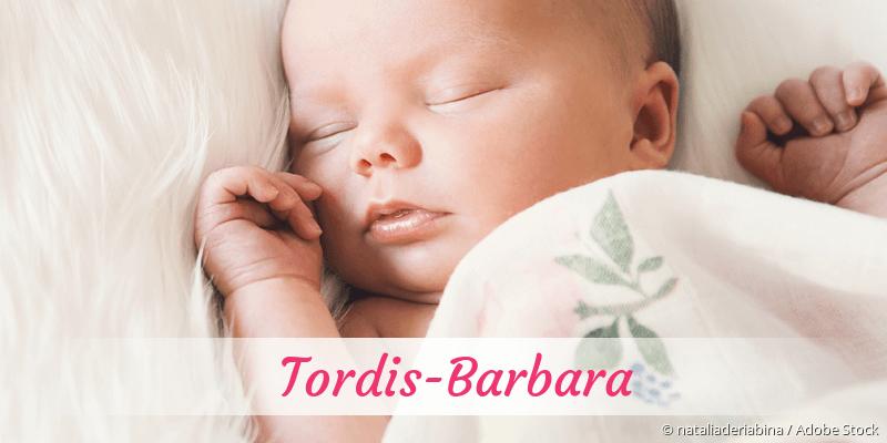 Name Tordis-Barbara als Bild