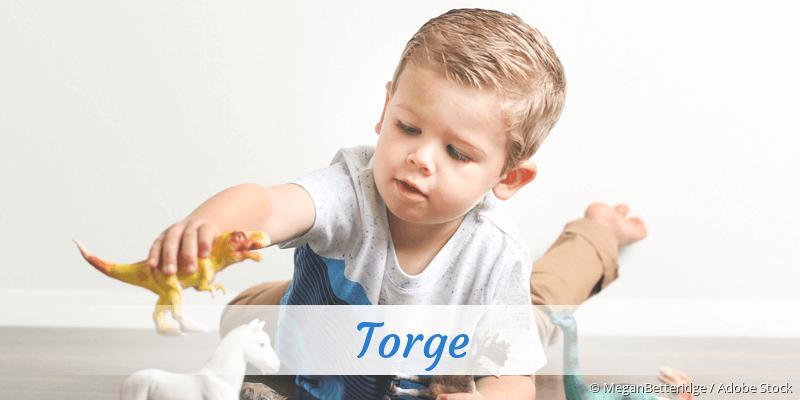 Name Torge als Bild