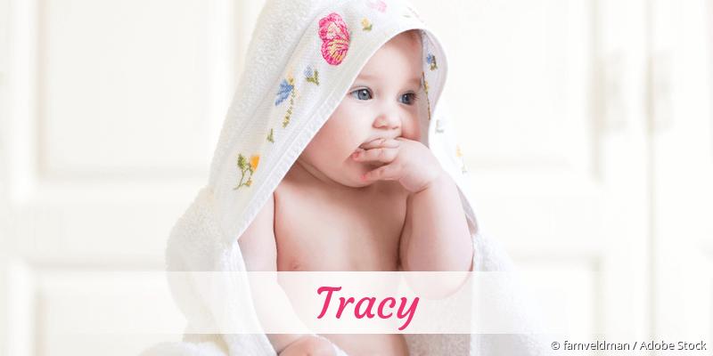 Name Tracy als Bild
