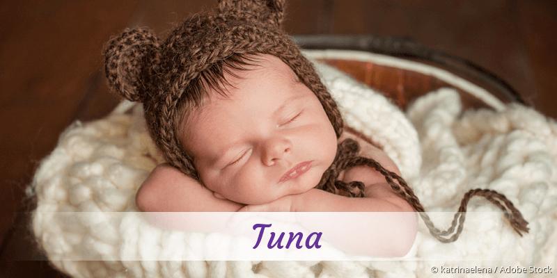 Name Tuna als Bild