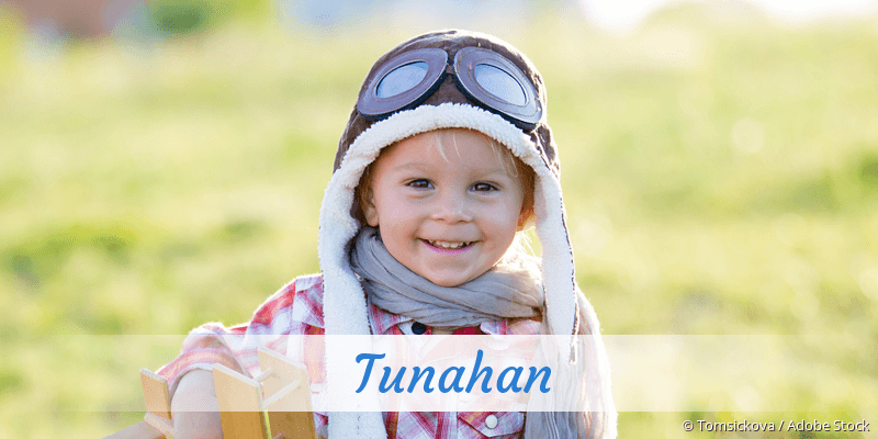 Name Tunahan als Bild