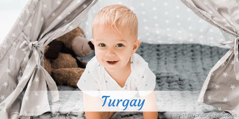 Name Turgay als Bild