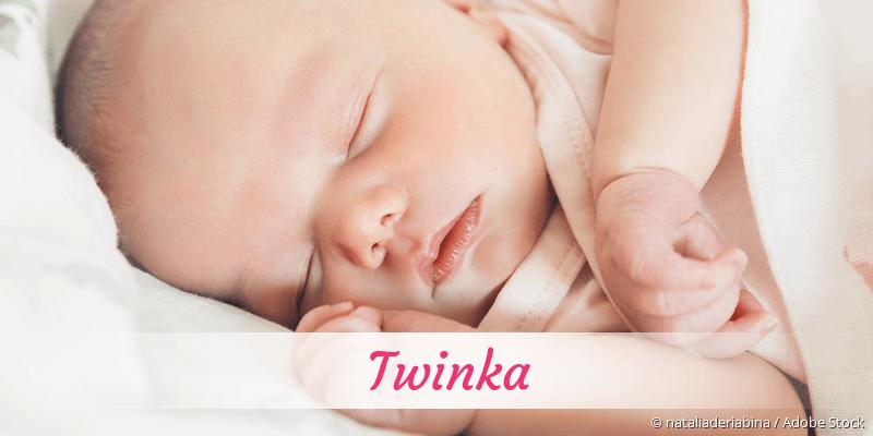 Name Twinka als Bild