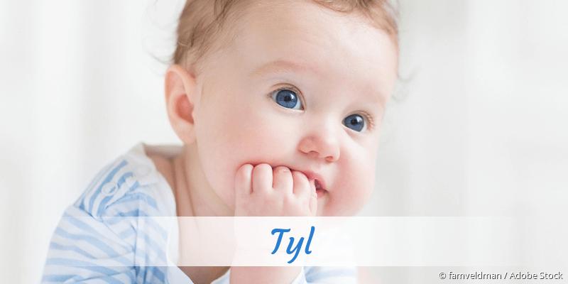 Name Tyl als Bild