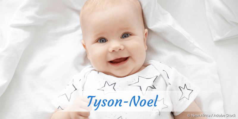 Name Tyson-Noel als Bild