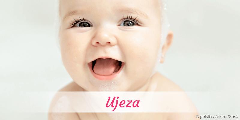 Name Ujeza als Bild