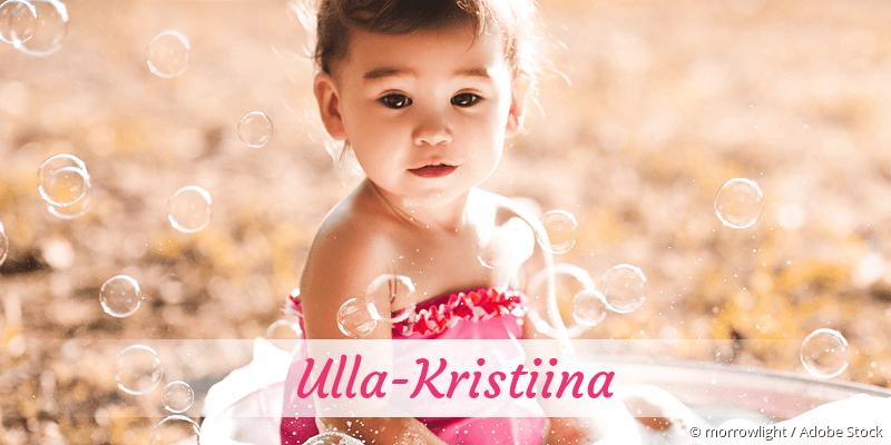 Name Ulla-Kristiina als Bild