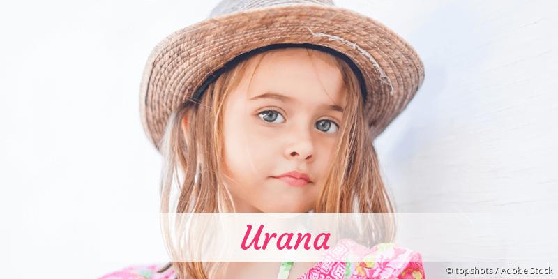 Name Urana als Bild