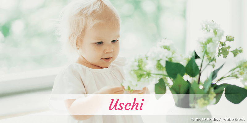 Name Uschi als Bild