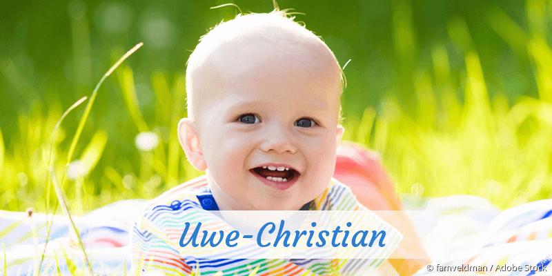 Name Uwe-Christian als Bild