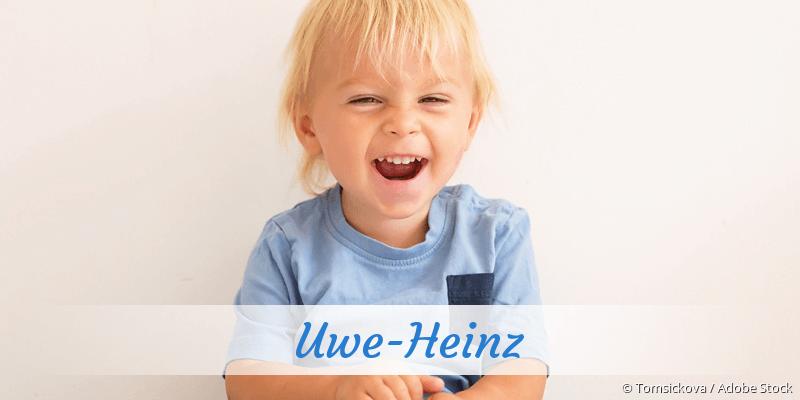 Name Uwe-Heinz als Bild